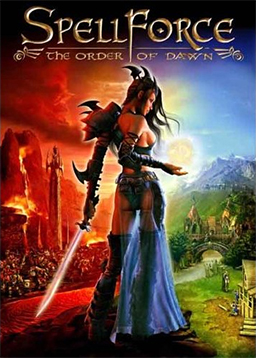 SpellForce: The Order of Dawn cover