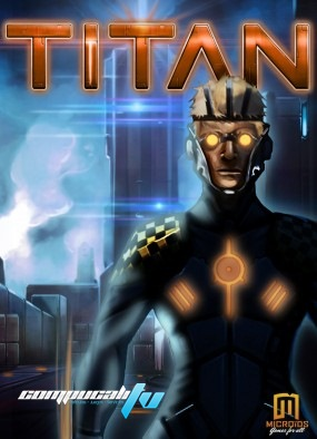 Titan: Escape the Tower cover