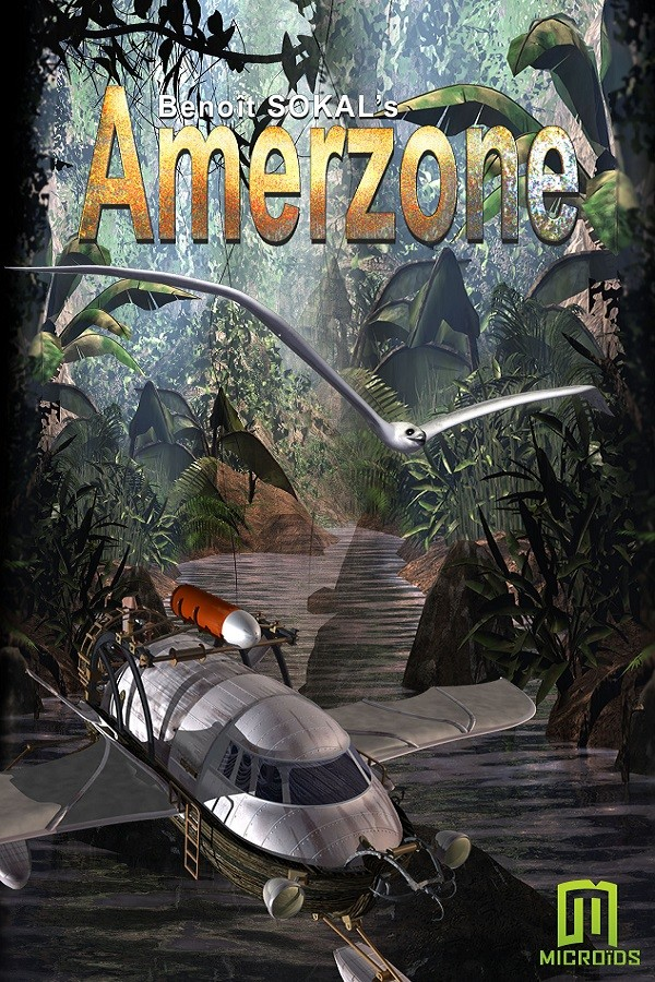 Amerzone: The Explorer's Legacy cover