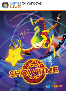 CarneyVale: Showtime cover