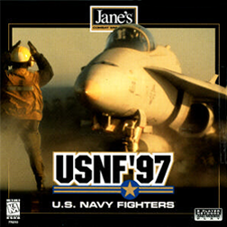 Jane's US Navy Fighters '97 cover