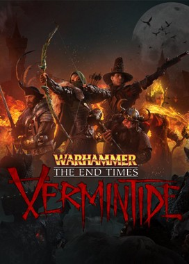 Warhammer: End Times - Vermintide cover