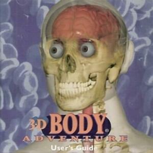3D Body Adventure cover