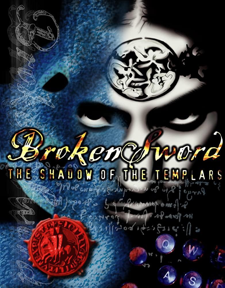 Broken Sword:The Shadow of the Templars cover
