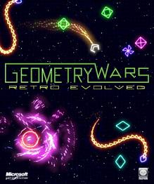 Geometry Wars: Retro Evolved cover