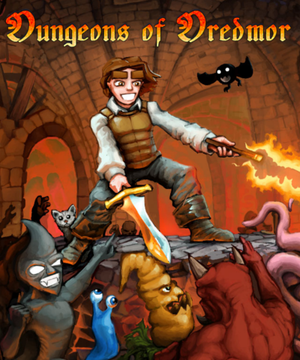 Dungeons of Dredmor cover