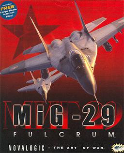 MiG-29 Fulcrum cover