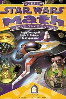 Star Wars Math: Jabba's Game Galaxy cover