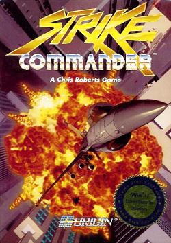 Strike Commander cover