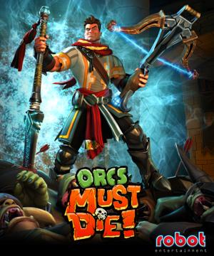 Orcs Must Die! cover