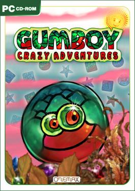 Gumboy: Crazy Adventures cover