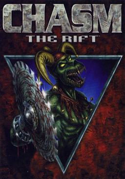 Chasm: The Rift cover
