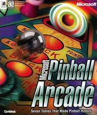 Microsoft Pinball Arcade cover