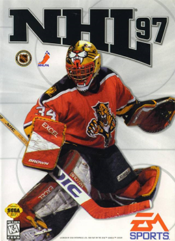 NHL 97 cover