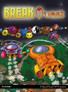 BreakQuest cover