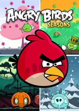 Angry Birds Seasons cover