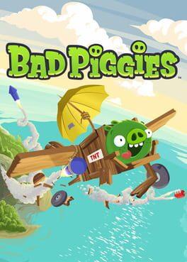 Bad Piggies cover