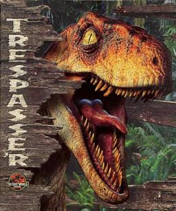 Jurassic Park: Trespasser cover