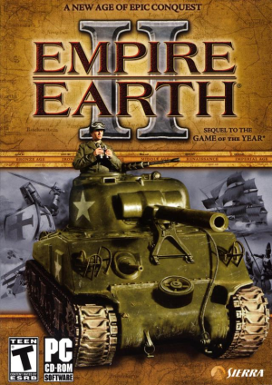 Empire Earth II cover