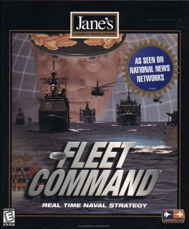 Jane's Fleet Command cover
