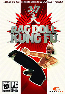 Rag Doll Kung Fu cover