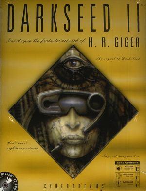 Dark Seed II cover