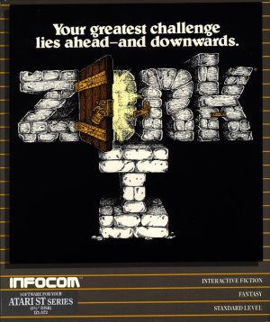 Zork: The Great Underground Empire cover