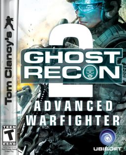 Tom Clancy's Ghost Recon Advanced Warfighter 2 cover