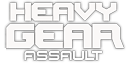Heavy Gear Assault cover