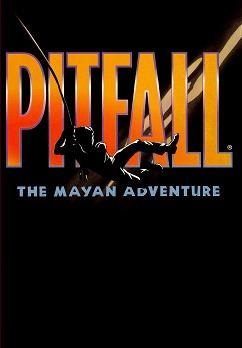 Pitfall: The Mayan Adventure cover