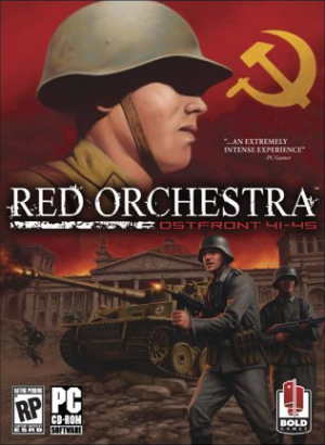 Red Orchestra: Ostfront 41-45 cover