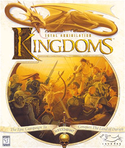 Total Annihilation: Kingdoms cover