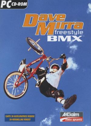 Dave Mirra Freestyle BMX cover