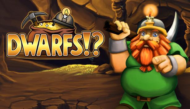 Dwarfs!? cover