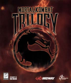 Mortal Kombat Trilogy cover