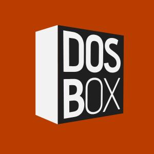 DOSBox cover