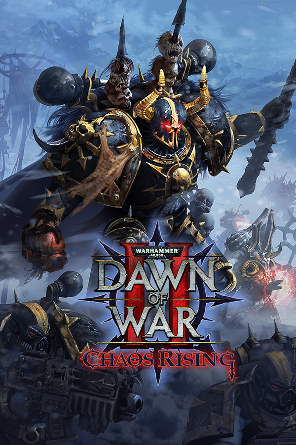Warhammer 40,000: Dawn of War II: Chaos Rising cover