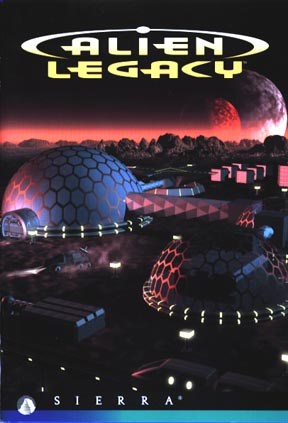 Alien Legacy cover