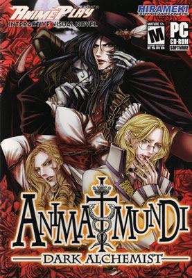 Animamundi: Dark Alchemist cover