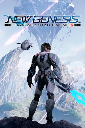 Phantasy Star Online 2 New Genesis cover