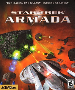 Star Trek: Armada cover