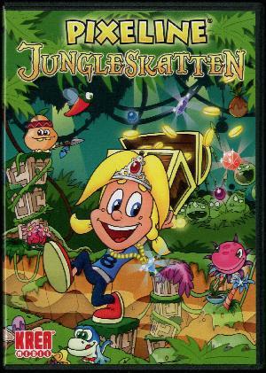 Pixeline: Jungleskatten cover