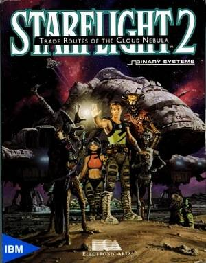 Starflight 2 cover