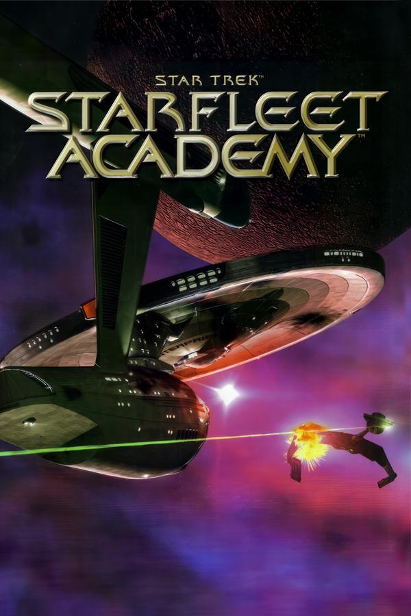 Star Trek: Starfleet Academy cover