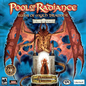 Pool of Radiance: Ruins of Myth Drannor cover