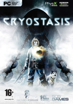 Cryostasis cover