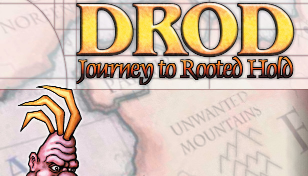 DROD: Journey to Rooted Hold cover