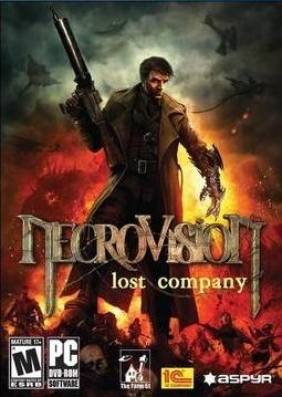 NecroVisioN: Lost Company cover