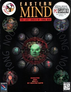 Eastern Mind: The Lost Souls of Tong Nou cover