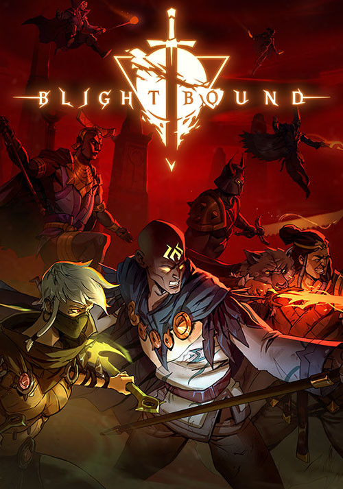 Blightbound cover